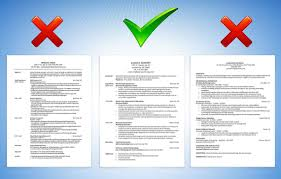 Get Hired Resume Tips 24 Traits Of A Resume That Will Get You Hired CareerBuilder 1