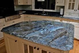 image of new blue granite countertops ideas