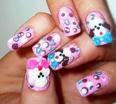 cute dog nail art | rajawali.racing