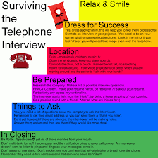 telephone interview guide telephoneinterview