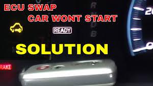 How to program immobilizer ECU KEYS after ECU swap Toyota LEXUS ...