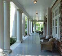 covered porch furniture. covered porch ceiling ideas traditional with patio furniture white trim outdoor lighting