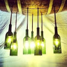 bottle chandelier milk pottery barn for frame wine