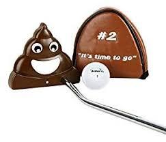 putter emoji golf funny golf putter