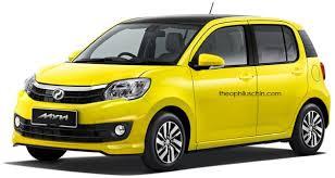 perodua new release carPerodua Myvi nextgen rendered based on new Passo