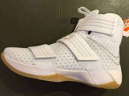 lebron white. preview nike lebron soldier x 10 in white gum lebron