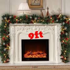 fireplace garland aifaresidency