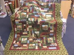 Town and Country Square Roads Quilt Kit, Holly Taylor by Moda ... & Town and Country Square Roads Quilt Kit, Holly Taylor by Moda Adamdwight.com