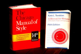 A Manual for Writers of Term Papers  Theses  and Dissertations  Sixth Edition