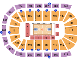 Huntington Center Tickets 2019 2020 Schedule Seating Chart Map