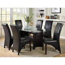 Crate And Barrel Glass Dining Table Glass Top Dining Table Sets 9 Home Decor I Furniture