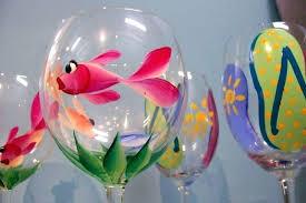 hallmark wine glasses painted on wine glasses event navigation a hand painted wine glasses ideas painted