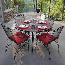 dogwood outdoor dining set grubbs