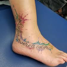 Vivere A Colori Fabio Salomone Tattoo Facebook