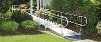 wheelchair ramps to improve accessibility in homes