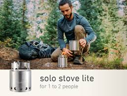 stove lite. picture of solo stove lite by f
