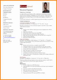 Cv Template Mechanical Engineer Inspirational Experienced Engineer ...