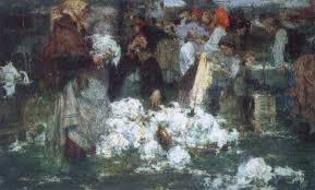 Капустница конкурсная дипломная работа Н И Фешина   Капустница 1909 конкурсная дипломная работа Н И
