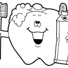 Small Picture Brush Your Teeth for Your Dental Health Coloring Page Color Luna
