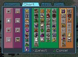 Digimon World 1 Digivolve Chart Digivolution Guide Digimon World 1 Opguide