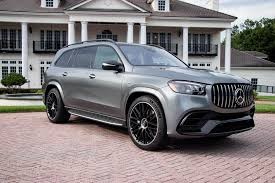 Choose the generation produced between 2015 and 2021 and find its weight starting from 2360 kg. 2021 Mercedes Amg Gls 63 Review Trims Specs Price New Interior Features Exterior Design And Specifications Carbuzz