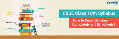 Cbse Class 10 Syllabus 2019 2020 Revised For Board Exams