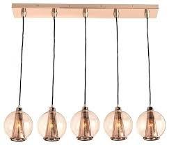 rose gold light hanging lights pendant covers shade uk feria on brown hair pendant light covers73