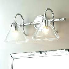sconces brushed nickel bathroom sconces one light wall sconce and clear enchanting satin decorating bath
