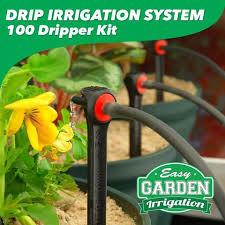garden irrigation systems. Delighful Irrigation Drip Irrigation Systems  System 100 Dripper In Garden I