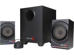 Sound BlasterX Kratos <b>S5</b> 2.1 Gaming <b>Speaker</b> System with ...