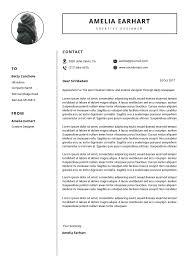 Resume Resume Template Word Doc
