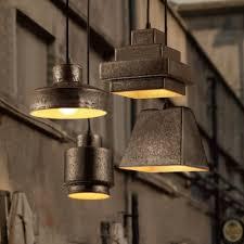 designer pendant lighting. Rustic Black 4 Light Multi Designer Pendant Lighting A