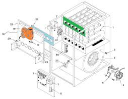 lennox pulse 21 furnace parts. upflow natural gas furnace parts diagram lennox pulse 21 r