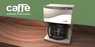 automatic french press by philip white at coroflotcom