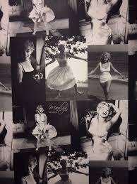 Marilyn Monroe Wallpaper For Bedroom