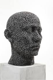 welded sculpture. welded chain link sculptures by young-deok seo sculpture t