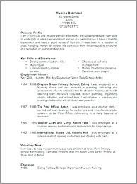 New Resume Formats – Armni.co