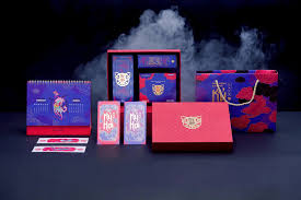 Make lunar new year 2021 the best yet with gifts and appliances that help you celebrate the holiday. Brandex Lunar New Year Gift Set On Packaging Of The World Creative Package Design Gallery