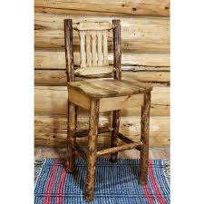 rustic bar stools. Rustic Bar Stools Kitchen Dining Room Furniture The Home Depot With Regard To Remodel 18