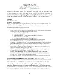 Resumes For Business Analyst Business Analyst Resume Cards Email