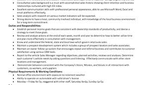 Sample Resume For Life Insurance Sales Manager Clerical Resume