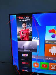 Smart Tivi TCL 4K 43 inch L43P6 có trả góp, giá tốt