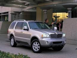 2004 Lincoln Aviator Review - Top Speed