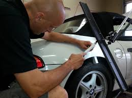 Auto Dent Removal Paintless Dent Removal Miracle Dent Amp Tint Shop