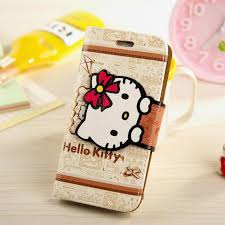 hello kitty wallet leather case for samsung galaxy note 4 zoom