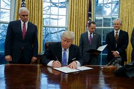 what is the north american trade agreement nafta citynews president donald trump signs an executive order to draw the u s from the 12 nation trans pacific partnership trade pact agreed to under the obama