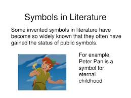 symbolism ppt  symbols in literature