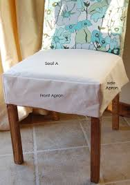 dining chair cushion sewing patterns. ana white | build a drop cloth parson chair slipcovers free and easy diy project dining cushion sewing patterns o