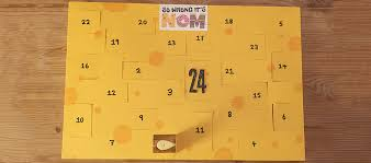 advent calander how to make a cheese advent calendar so wrong its nom