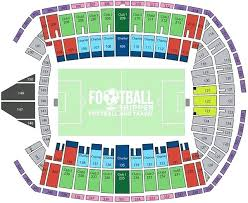 19 Veracious Century Link Stadium Seating Map